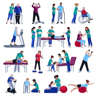 physiotherapy in hospital of chandrapur